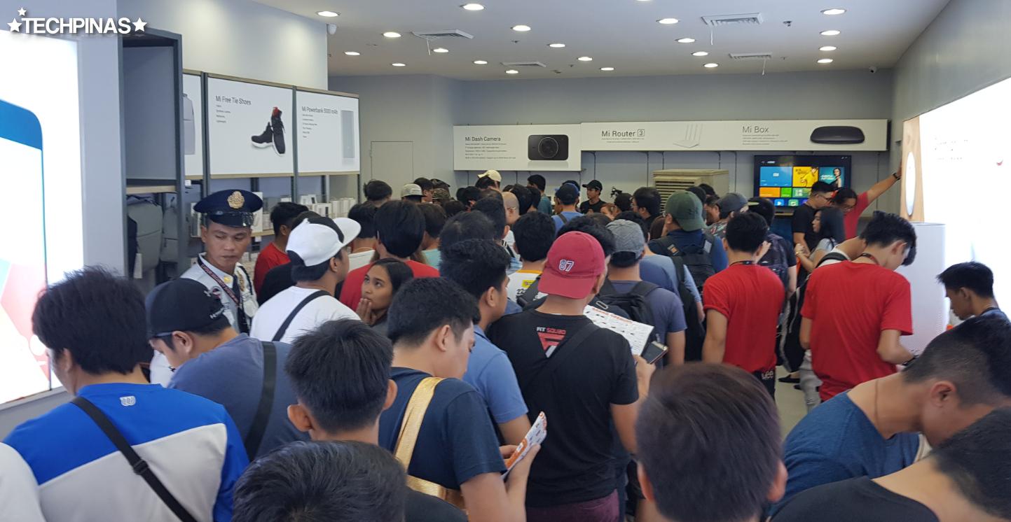 Xiaomi Philippines Store Trinoma