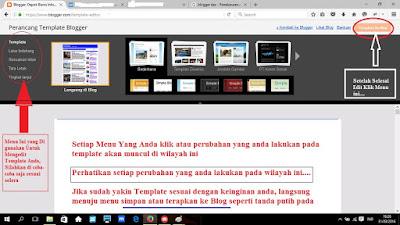 Cara, Edit, Template, Blogger, Yang, Paling, Gampang,  Dengan, Dasbor, Blogger, Info, Blog, Depok, Bisnis