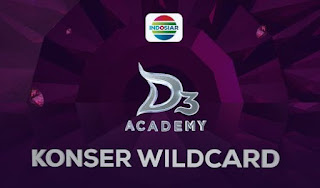 D'Academy 3 Yang Lolos Wild Card 15-16 Fbruari 2016