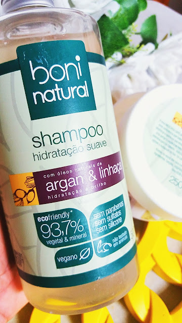 Shampoo Boni Natural Vegano Eco friendly