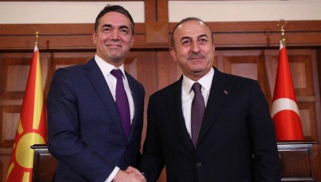 Τσαβούσογλου: Αναγνωρίζουμε τη «Μακεδονία» με το συνταγματικό της όνομα
