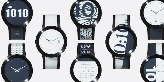 Sony Starts Selling Second Generation e-Paper Watches
