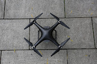 TOVSTO Aegean V2 Black Quadcopter Top