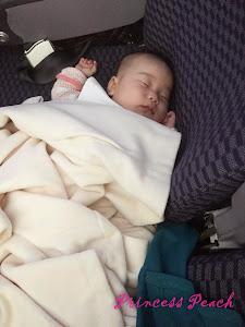 4M茉莉長途飛機初體驗