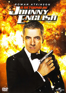 O Retorno de Johnny English - BDRip Dual Áudio