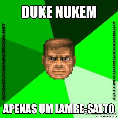 A Real sobre o Duke Nukem 3D