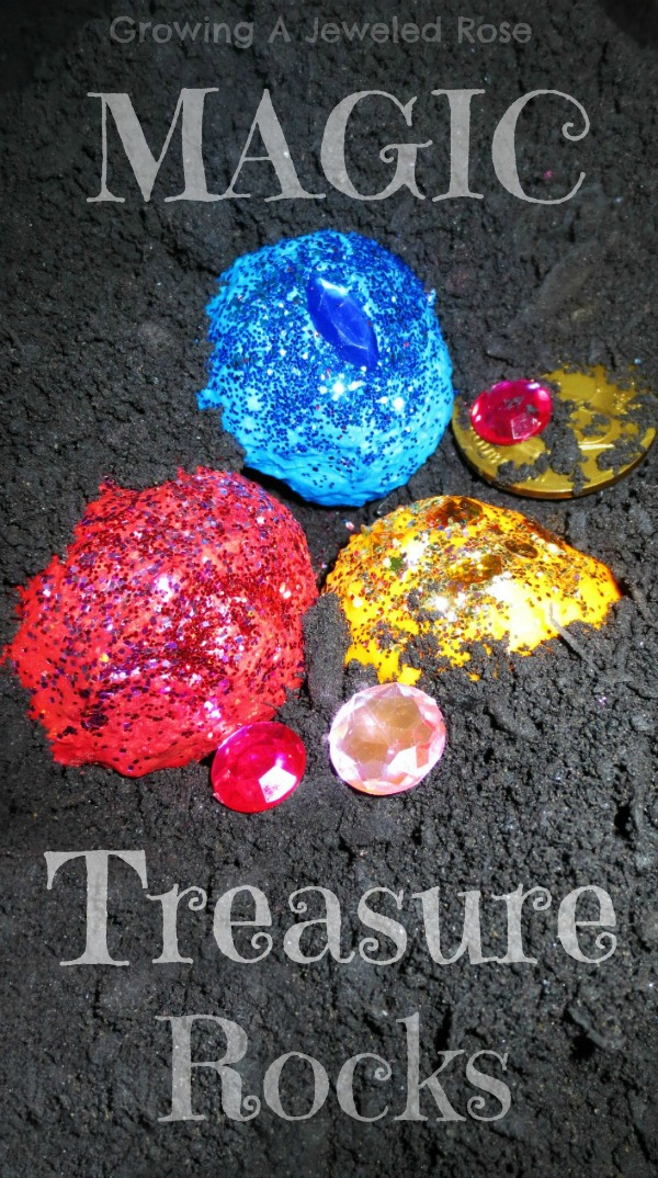 Magic Treasure Rocks