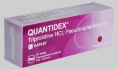 Harga Obat Quantidex Terbaru 2017 Obat Influenza Ampuh