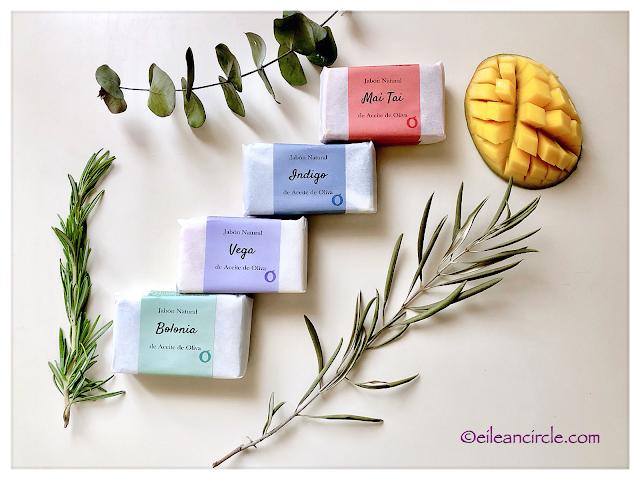 jabón, cosmética natural, kia ora botanicals, handmade soap