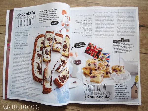Rezepte Magazin rehlein backt aktion meine lecker bakery das große gemeinsame
