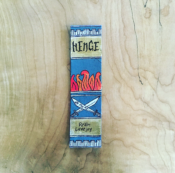 books custom bookmarks