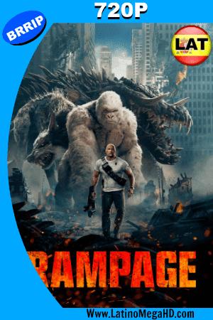 Rampage (2018) Latino HD 720p ()
