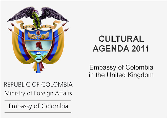 Colombian Embassy in the UK - Events Blog