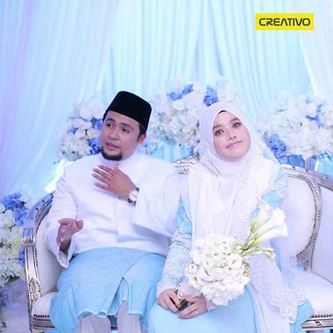 Perkahwinan Dr Fatin Liyana + Dr Anuar