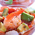 Mexican Shrimp Cocktail with Avocado Salsa