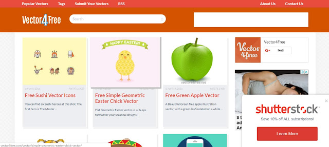 17 Situs Terbaik Untuk Download Vector Gratis