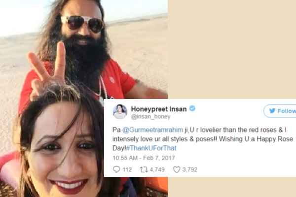 honeypreet-insan-exposed-love-every-style-poses-of-baba-ram-rahim