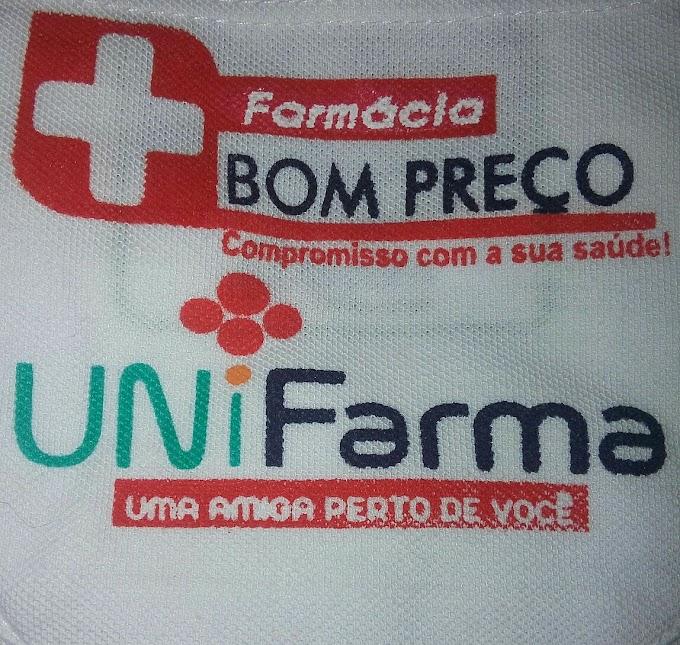 JOÃO CÂMARA: FARMÁCIA BOM PREÇO ESTÁ DE PLANTÃO NESTE DOMINGO DE CARNAVAL, EM FRENTE A CÂMARA MUNICIPAL.