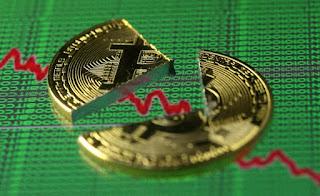 Sfarsitul iluziei? Caderea monedei Bitcoin !