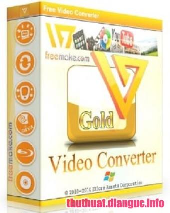 Download Freemake Video Converter Gold 4.1.10.190 Full Crack, phần mềm chuyển đổi mọi định dạng Video, Freemake Video Converter Gold, Freemake Video Converter Gold free download, Freemake Video Converter Gold full key