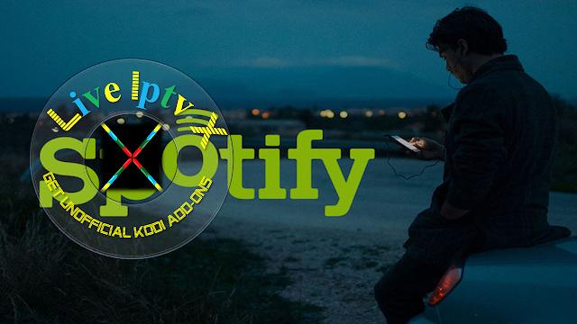 Spotify Music Addon Kodi