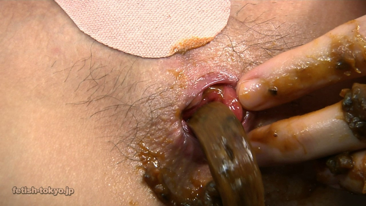 Dirty anal shit sex