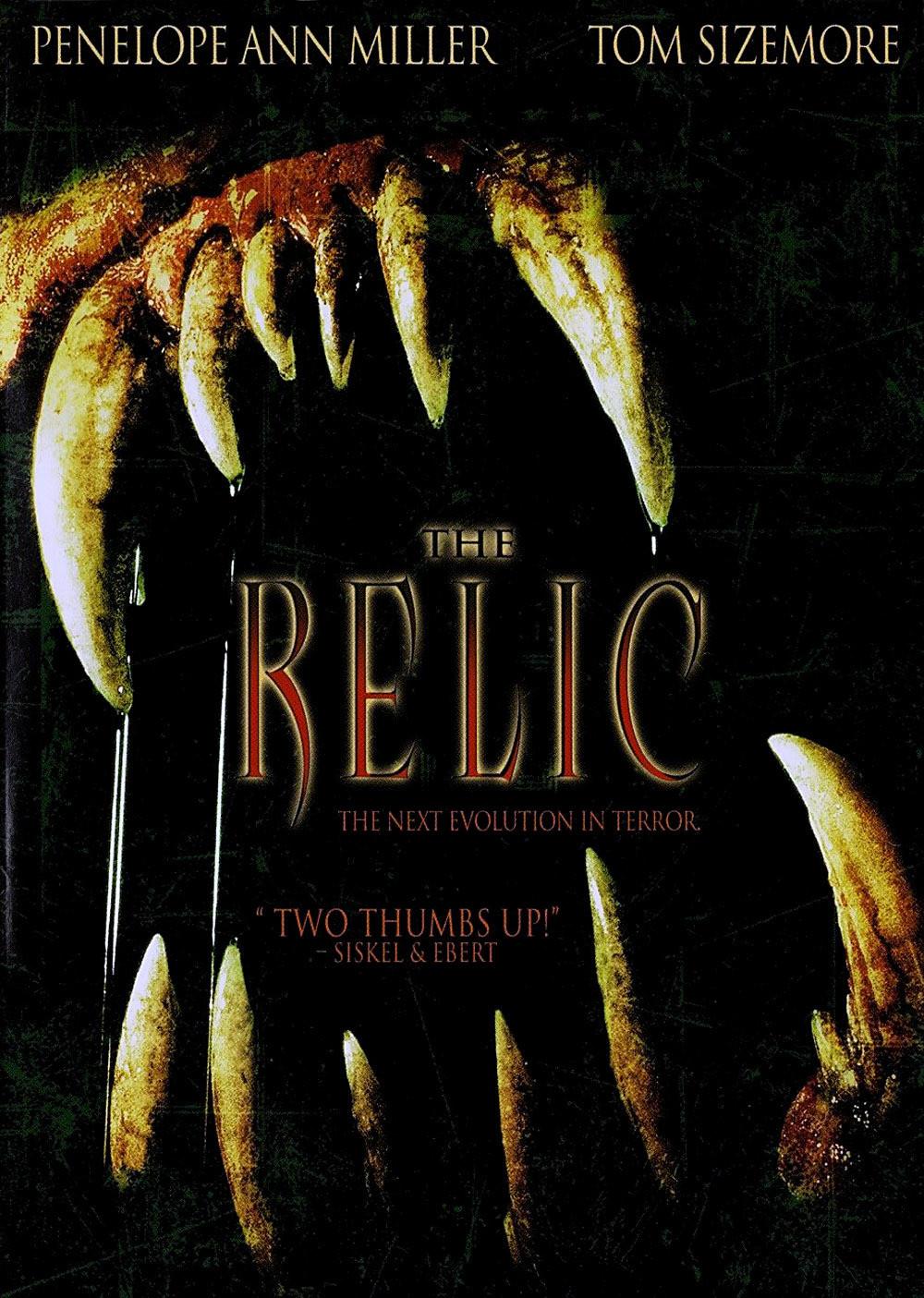 The Relic (1997) เดอะ เรลิค นรกเดินดิน