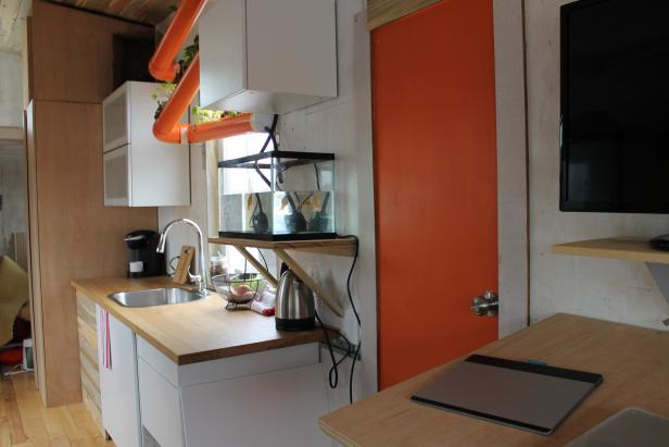 Eco Friendly Tiny House 300 Sq Ft TINY HOUSE TOWN