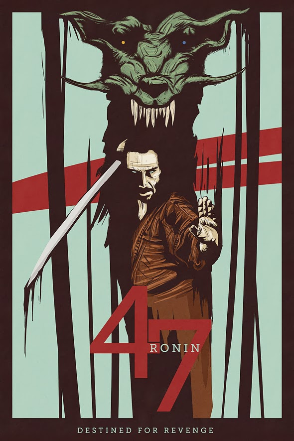 1 Lord, 1 Witch, 1 Shogun, And '47 Ronin' (Movie Review)