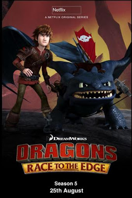 Dragons: Race to the Edge  Temporada 5  1080p Dual Latino/Ingles