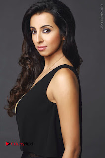 Actress Sanjjanaa Galrani Latest Po Shoot Gallery in Black Dress  0003.JPG