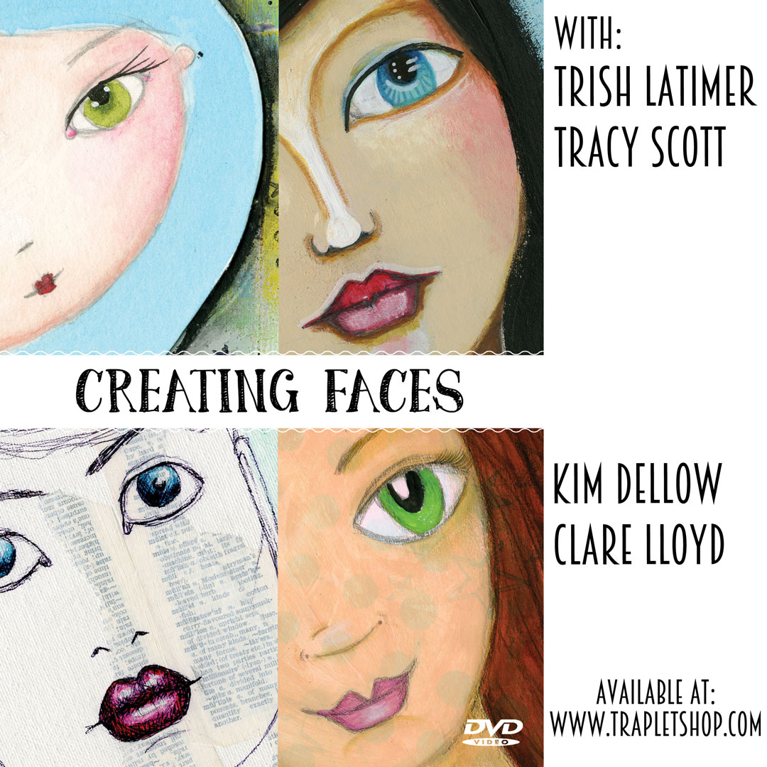 Creating Faces Video