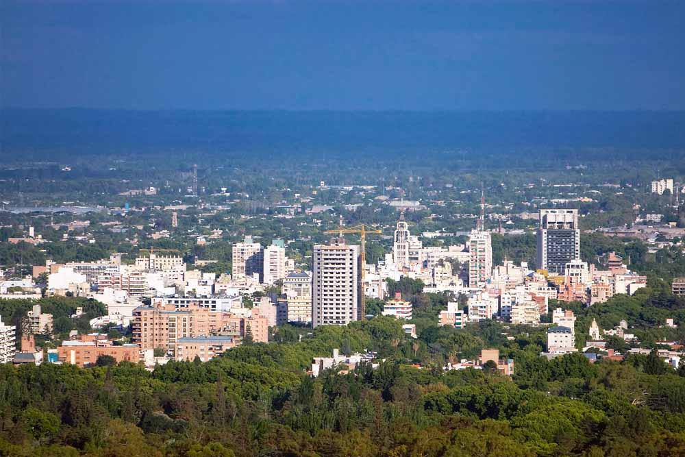 Mendoza, Cidade da Argentina