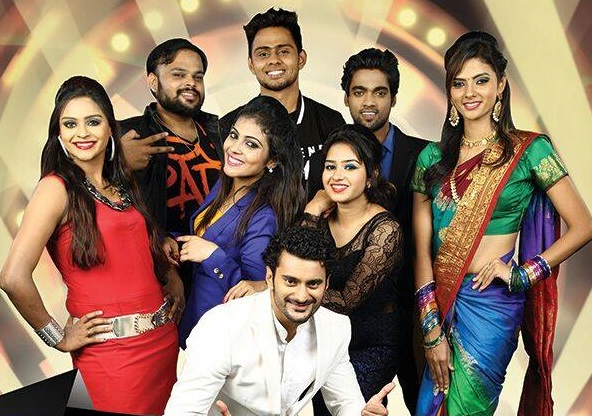 The finalists of Jodi No1 Season 8