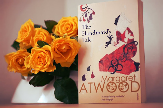 The Handmaid's Tale by Margaret Atwood www.nanawhatelse.at