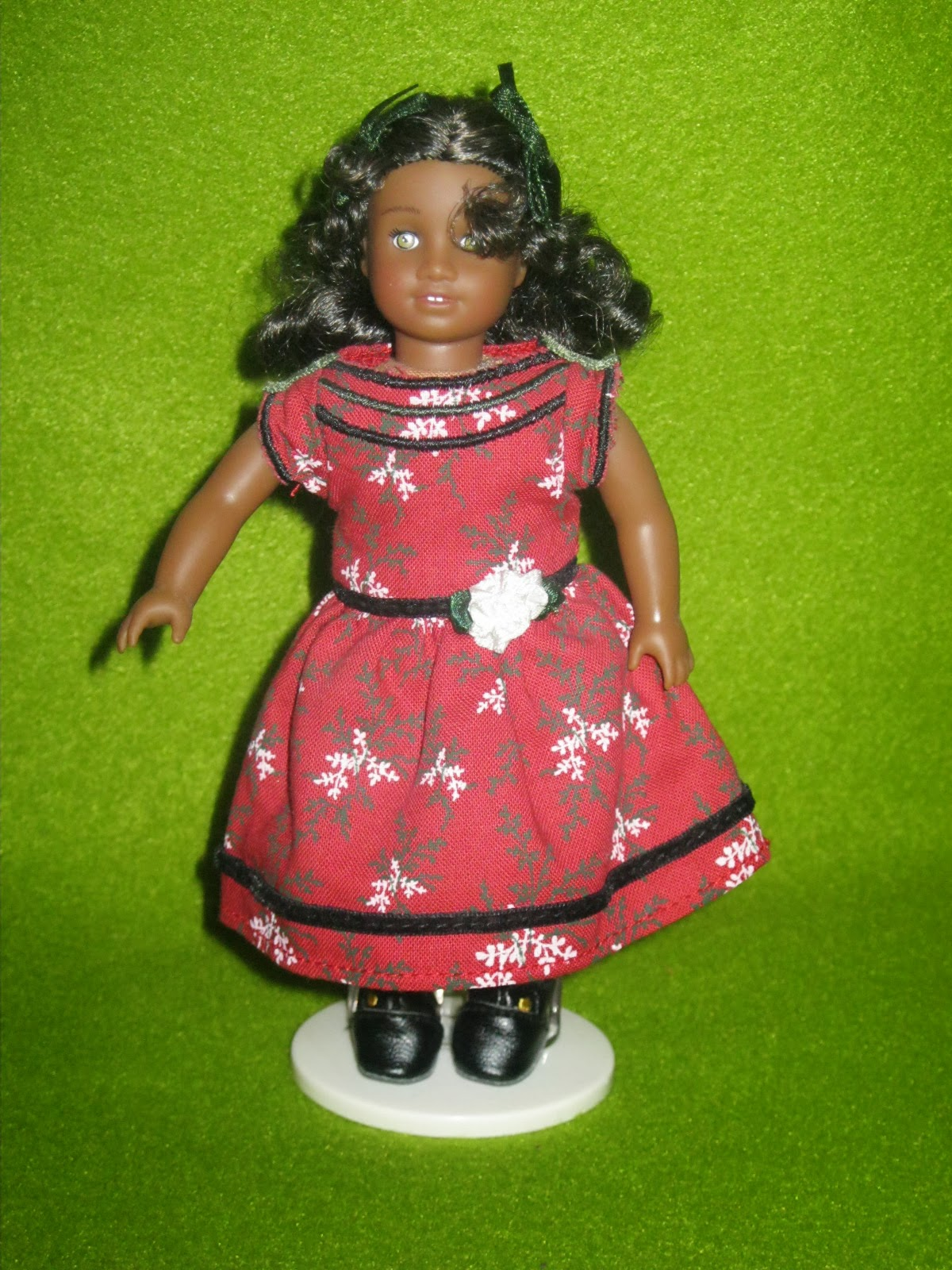 American Girl Outsider: Historical Clothes Reviews: Cécile ...