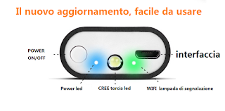 telecaemra endoscopio wifi