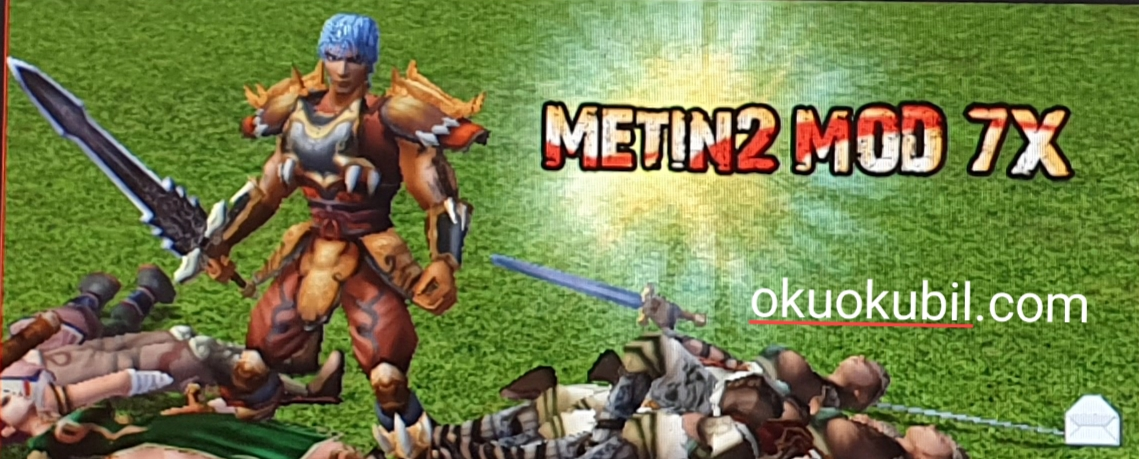 Metin2 TR MOD PL Horse damage 7x Move Speed, Attack Speed