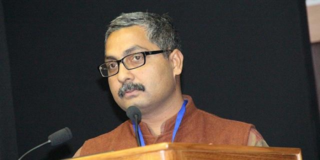 BJP के मीडिया संपर्क प्रमुख अनिल सौमित्र सस्पेंड | MP NEWS