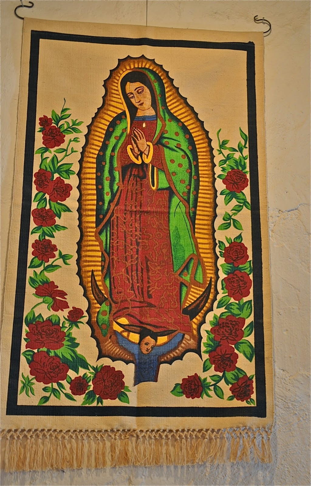 Finding Arizona Our Virgin Of Guadalupe Pictures
