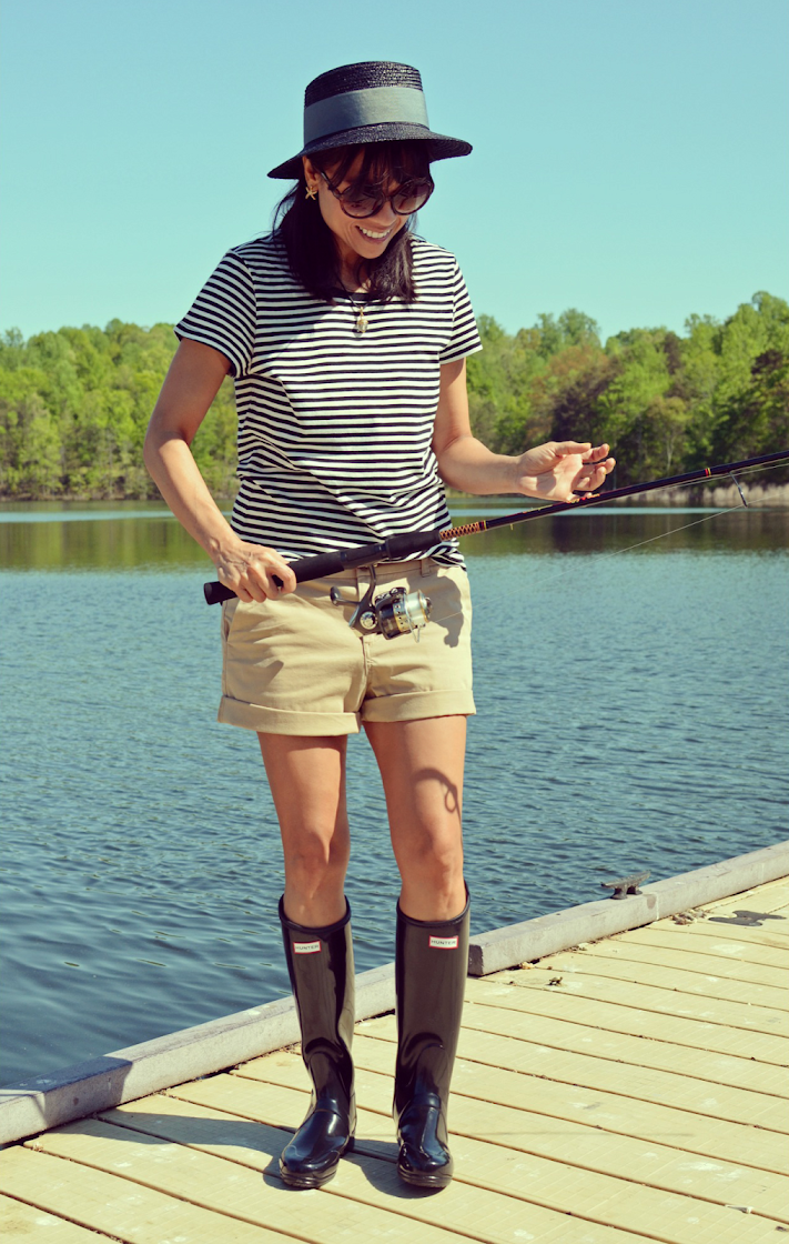 FISHING FASHION