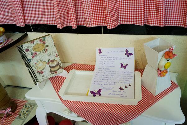 Meu Chá de Panela (Decoração) Roça Mineiro Nitielle Mendes