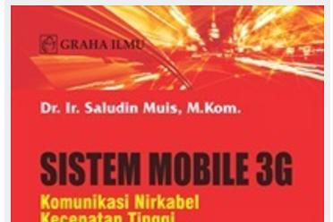 Jual Sistem Mobile 3G; Komunikasi Nirkabel Kecepatan Tinggi - DISTRIBUTOR BUKU YOGYA | Tokopedia