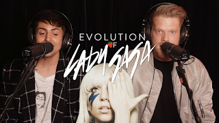 Evolution Of Lady Gaga Lyrics -Superfruit Lyrics