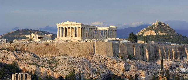 Atenas y la historia de las ideas politicas