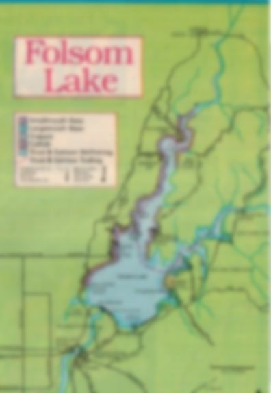 2019 Folsom Lake Map and Report! Clubs and ... on