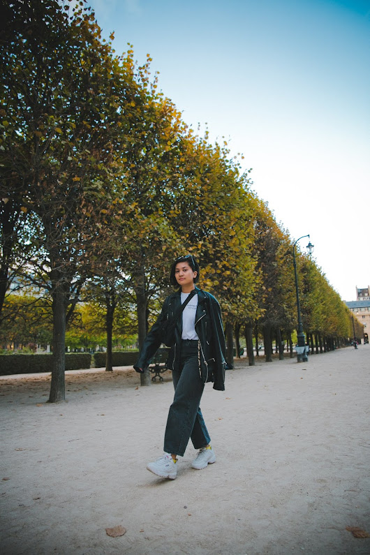 Little Miss Violet | A Fashion and Lifestyle blog in Macau: Sunset in Paris