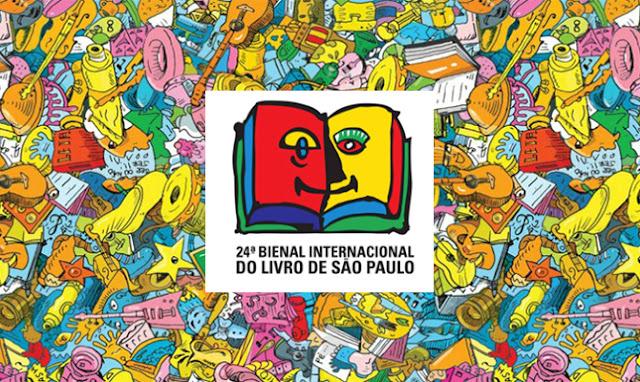 Editora Mundo Uno na Bienal do Livro!