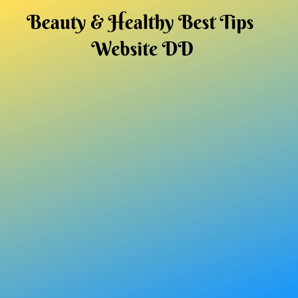 Beauty and Healthy Best Tips Website DD