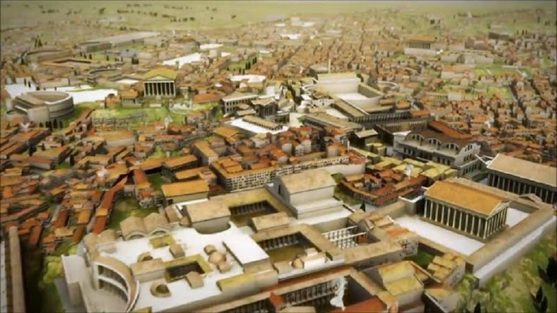 The keys to the Roman Empire: An original interactive journey to discover the city of Augustus